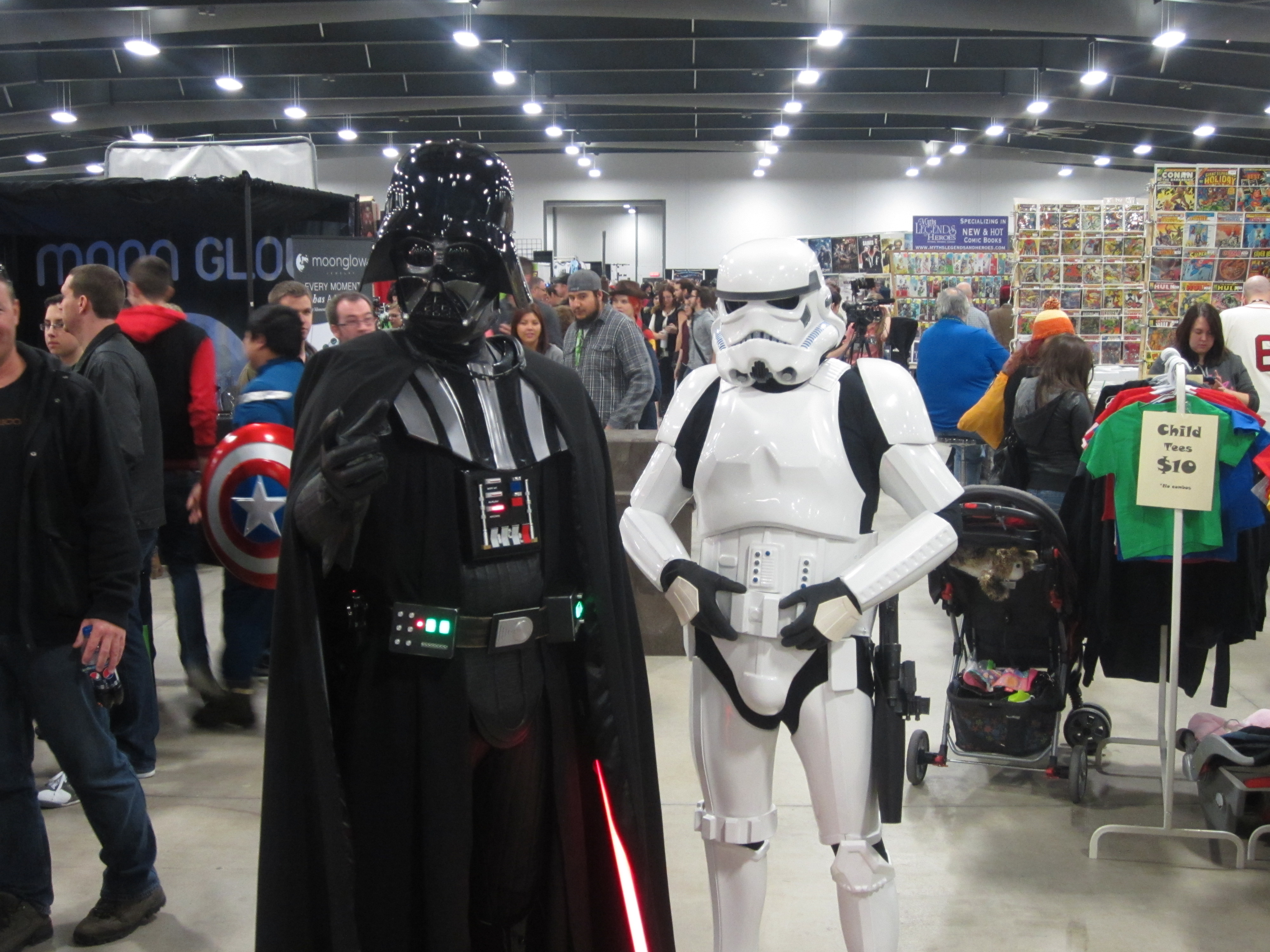 Ottawa Pop Expo – A Convention Review   Reviews Like a Champ