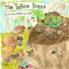 yellow dress cover