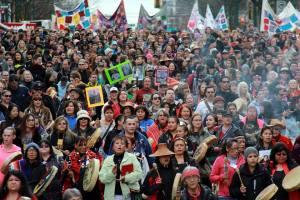 Women's March 2014