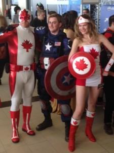 Captain Canada & America