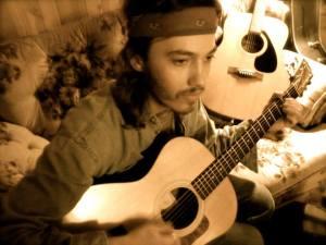Jesse Ronan Guitar